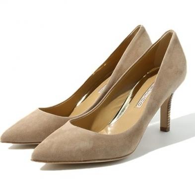 ペリーコのスエード靴