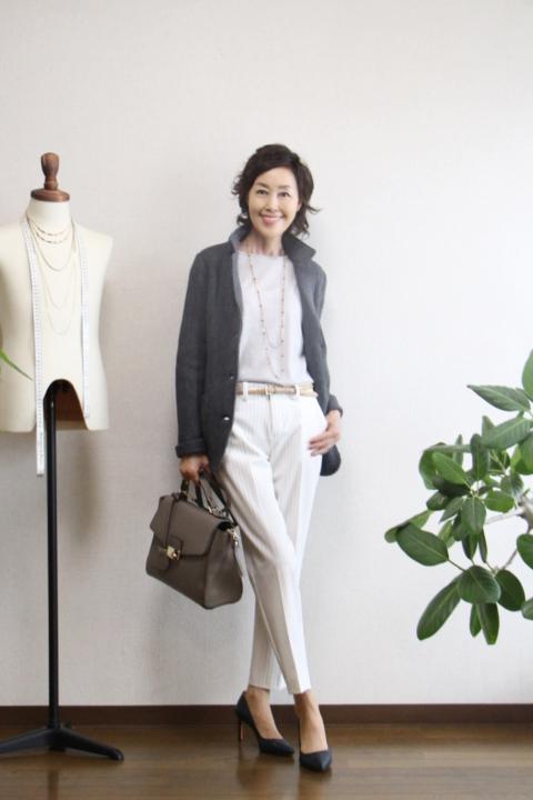 ファッション ブログ 代 60