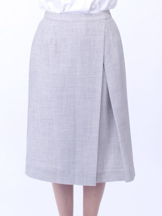 スカート正面